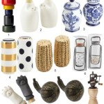 The Hit list – 9 Eclectic & Collectable Salt And Pepper Shakers