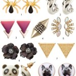 The Hit List  – 9 Modern Stud Earrings With A Twist
