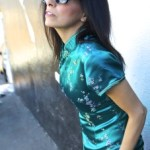 How To Style Cheongsam Tops – Less Is Always More