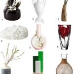 The Hit List – 9 Cool Modern Vases For Every Taste
