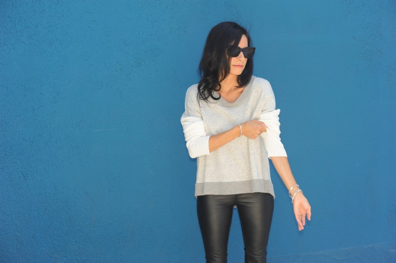 Townsen Sweater - how to wear oversized sweaters