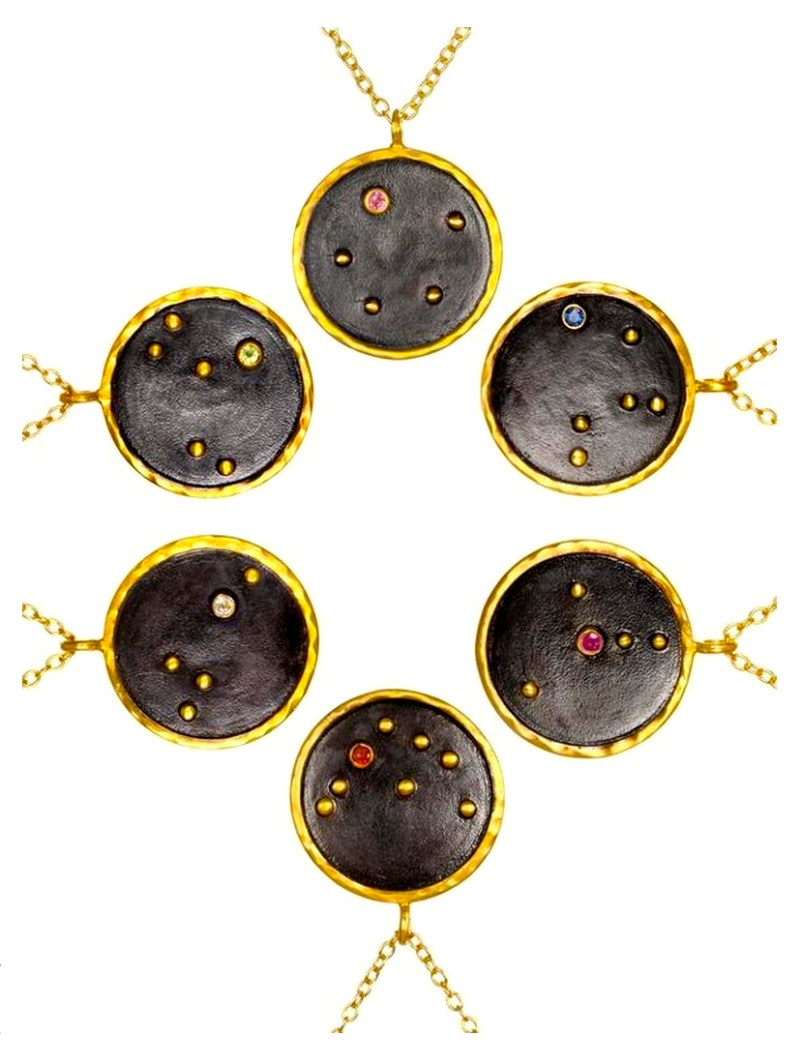 Satya Jewelry - Zodiac Sign Necklace