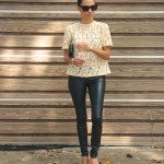 The Yin & Yang Of Styling Vintage Lace Tops