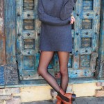 The New Black? Why A Short Sweater Dress Is A Thing