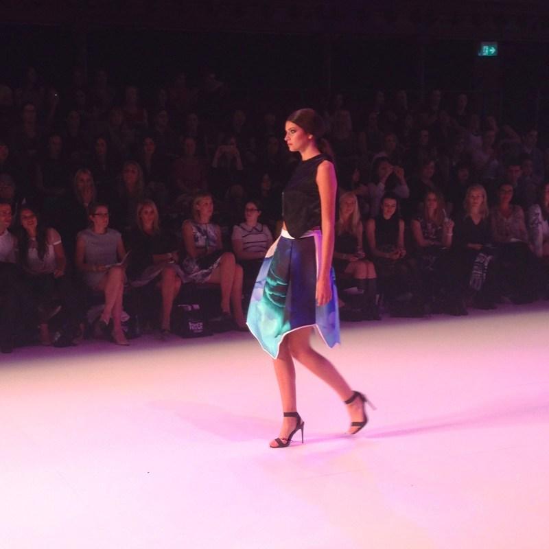 Mercedes Benz Fashion Week Sydney 2014 - Leroy Nguyen