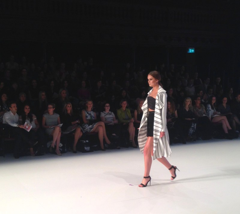 Mercedes Benz Fashion Week Sydney 2014 - cameo the label