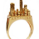 Cristina Ramella Gives Us A Cool Ring With A Twist