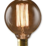 A Bright Idea – Vintage Inspired Edison Lightbulb