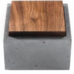 In Sync With IN.SEK's Stylish Concrete Box