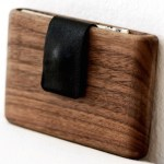 Cool Find Of The Day: Haydanhuya Wood Wallet