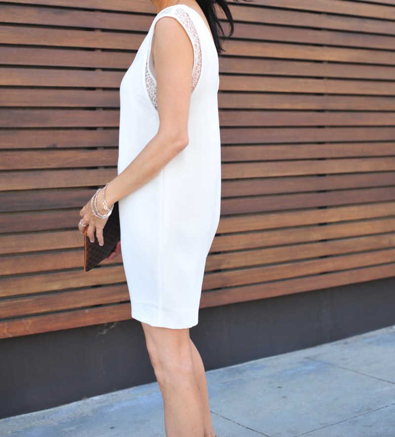 Little White Summer Dress Curated Cool