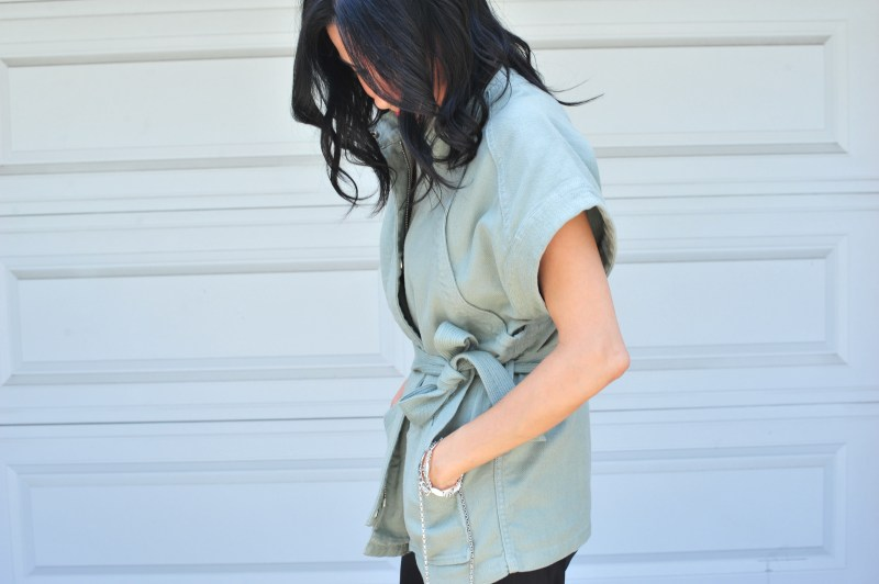 Life Without Regrets Madewell Jacket