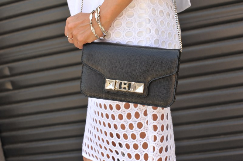 The White After Labor Day Rule Proenzer Schouler Chain bag