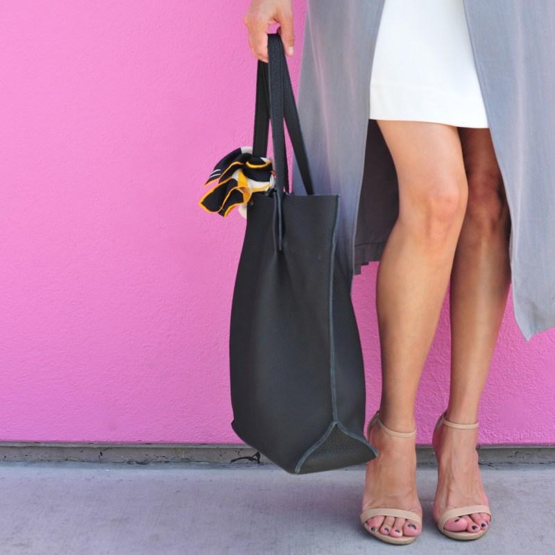 Ecco Bag Leather Tote