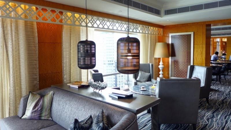 Where To Stay Kuala Lumpur: The Mandarin Oriental