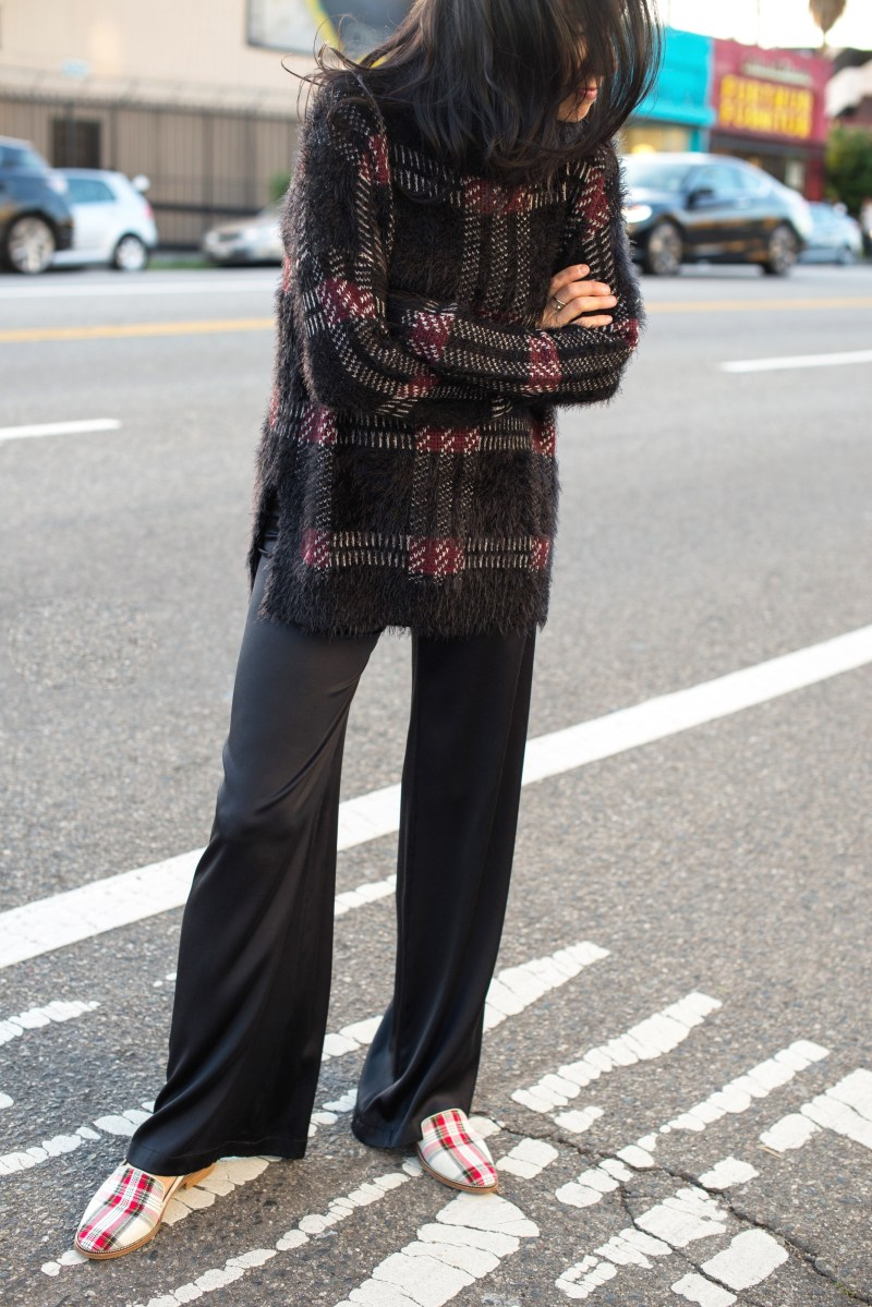 How To Wear Tartan In An Outfit