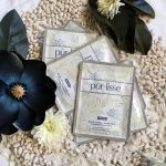 Purlisse Blue Lotus and White Tea Sheet Masks