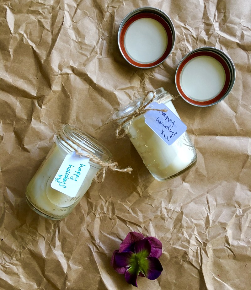 Labor of Love co DIY Soy Candle Kit