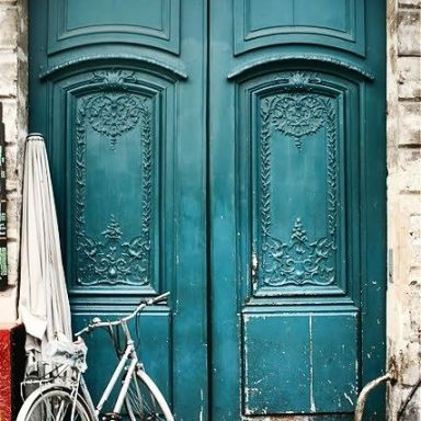 9 Instagram Worthy Old Front Doors From Europe