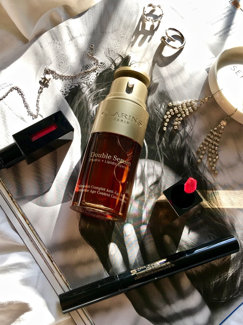 Mums Age Defying Beauty Tip Clarins Double Serum