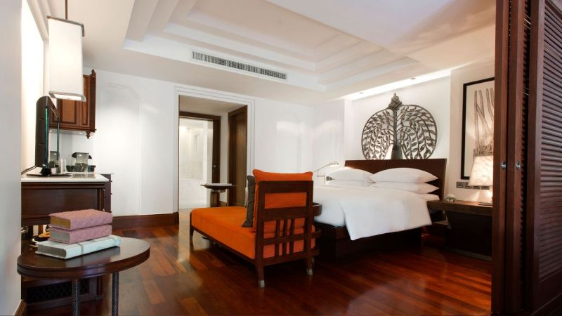 Where To Stay Cambodia Park Hyatt Siem Reap