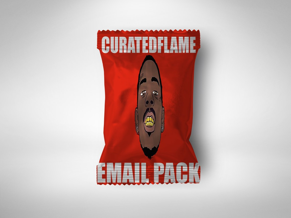 White Email Pack