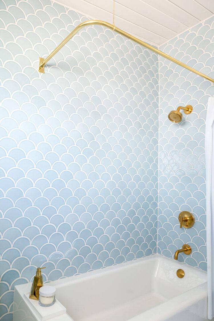 blue scallop tiles emily henderson s