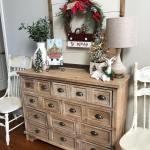 19 Amazing Christmas Entryway Ideas Farmhouse Style More
