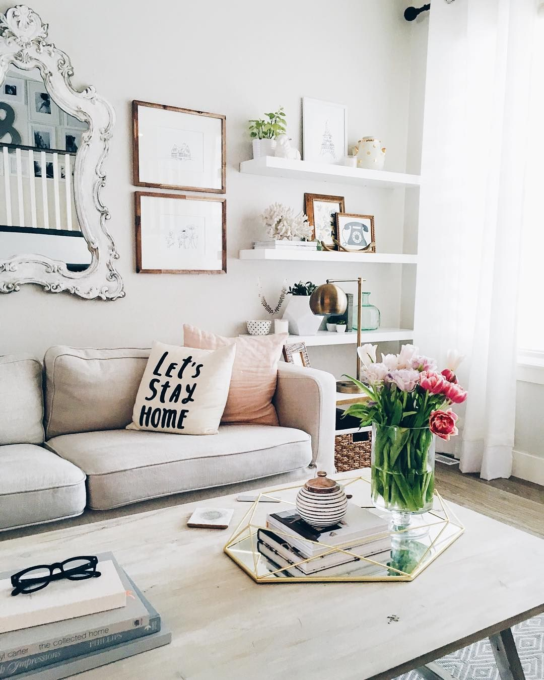How To Design Decorate The Living Room Of Your Dreams