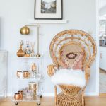 11 Peacock Chairs For Boho Chic Style In Your Home