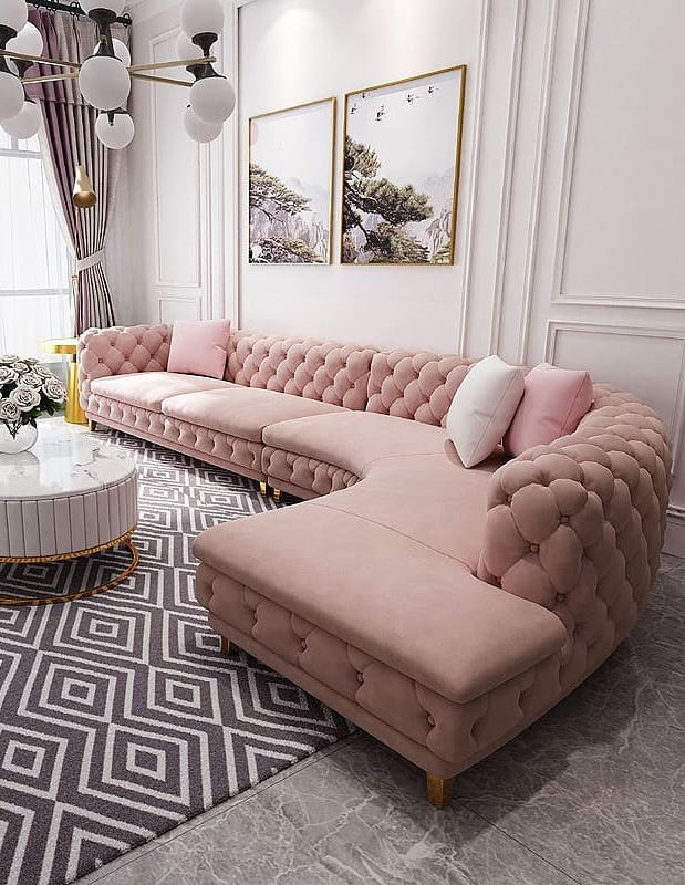 21 best glam sofas for your living room