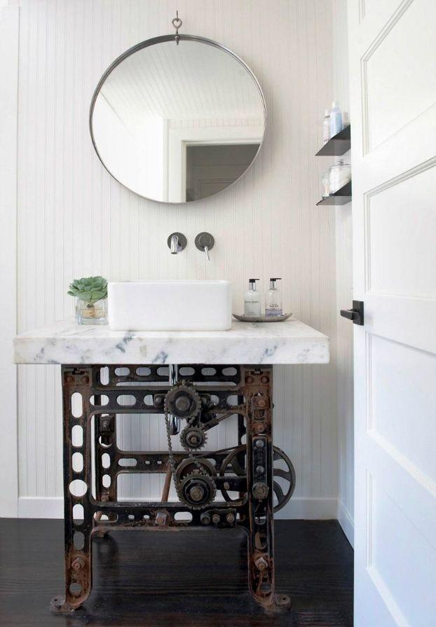 industrial bathroom decor ideas and trends