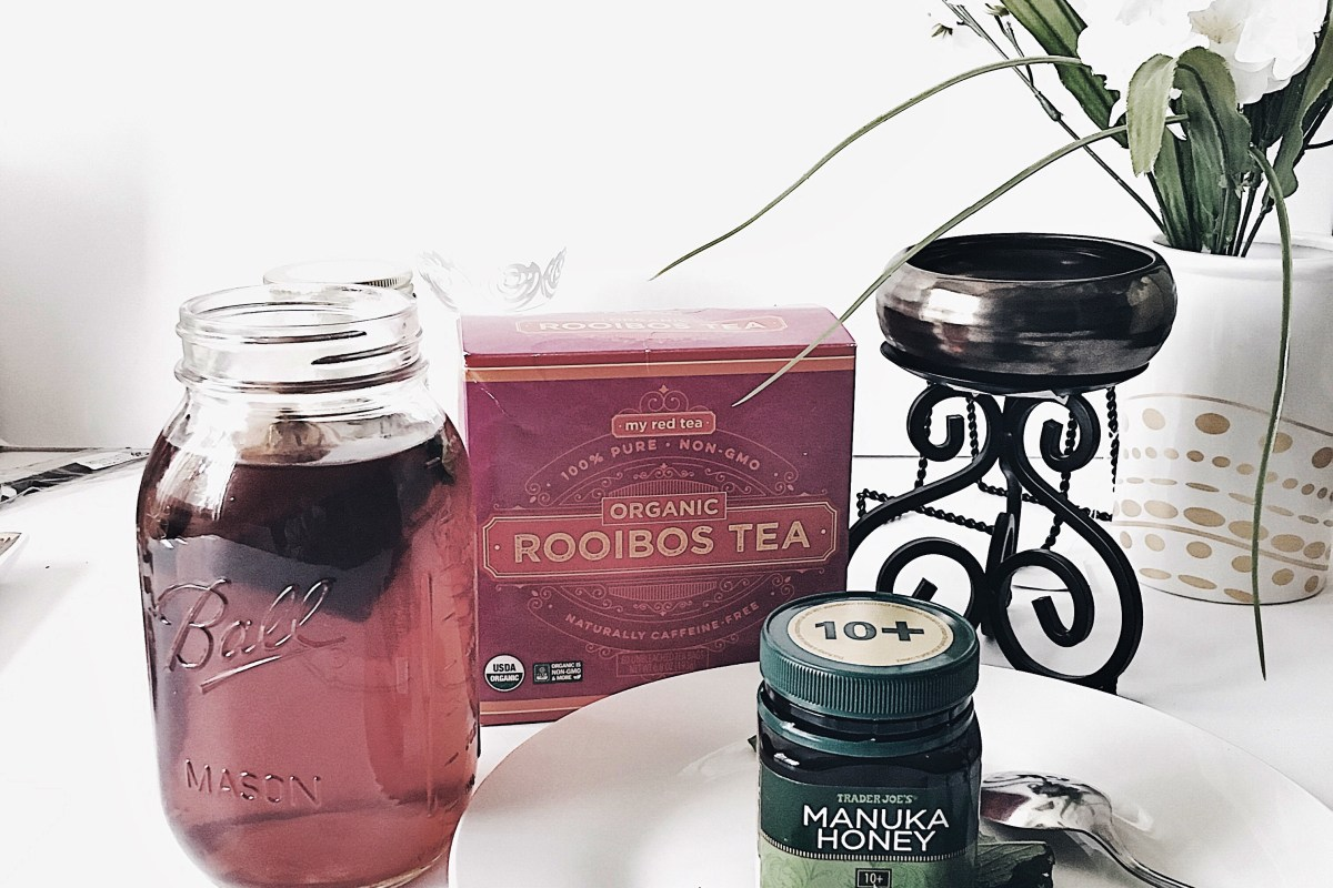 Benefits of Rooibos tea for skin