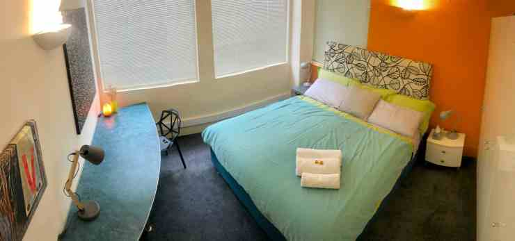 Accommodation: King Room