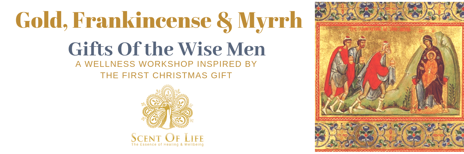 Gold Frankincense And Myrrh Christmas Gifts.Wellness Workshop Gold Frankincense Myrrh Gifts Of The