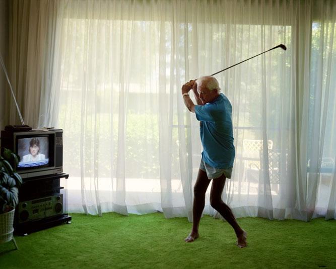 LarrySultan_Golfswing_1986