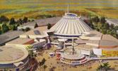 Authors on Architecture: Universal vs. Disney