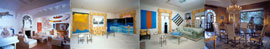 Living with Art at the Weisman Estate