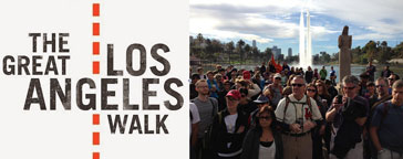 The Great Los Angeles Walk is Back!