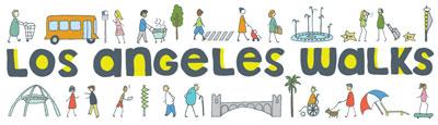 Los Angeles Walks Logo