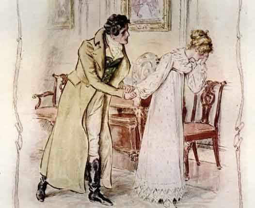 Mansfield Park illustration