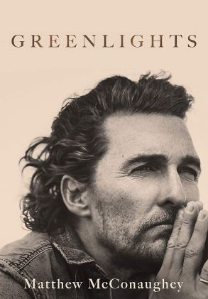 Cover art for Greenlights by Matthew McConaughey