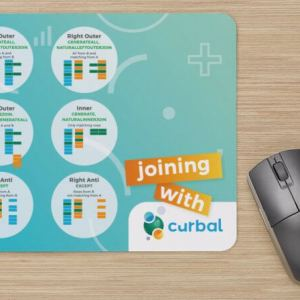 mouse mat curbal joins