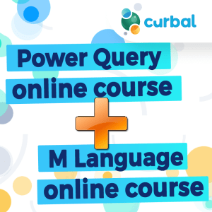 Course Bundle POWER QUERY