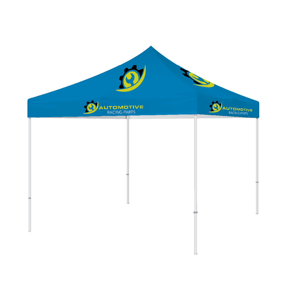 Curbex Custom Branded Tent