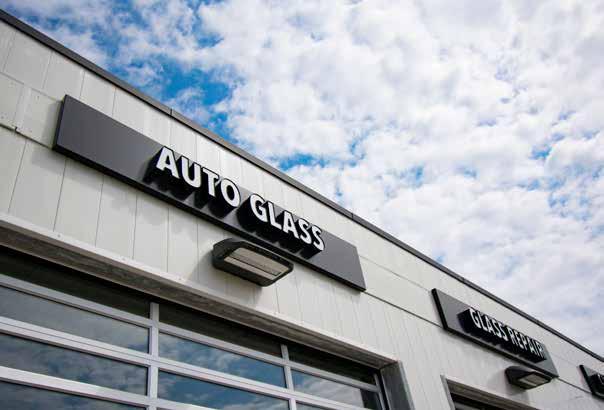 AutoGlass Channel Letter