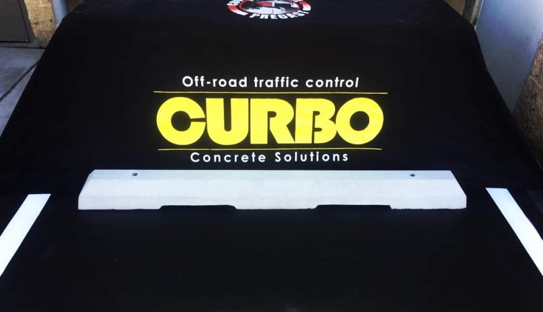 Parking Curb Photo- #CCSC1