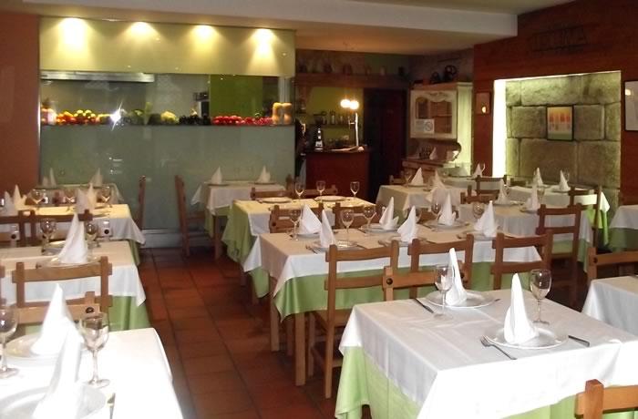 Restaurante vegetariano Cúrcuma