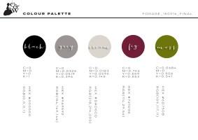 forage colour palette
