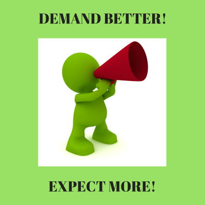 Gastroparesis, Demand Better, Expect More!
